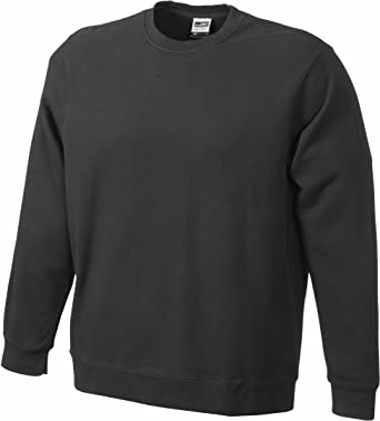 James /& Nicholson JN794 Mens Classic Sweatshirt
