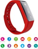 """GPCT 0.69"""" Smart Bluetooth Activity Tracker with Heart Rate Sensor and NFC"""