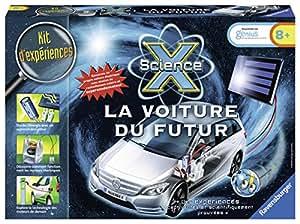 Ravensburger Science X Maxi-La Voiture Du Futur (Français/French)