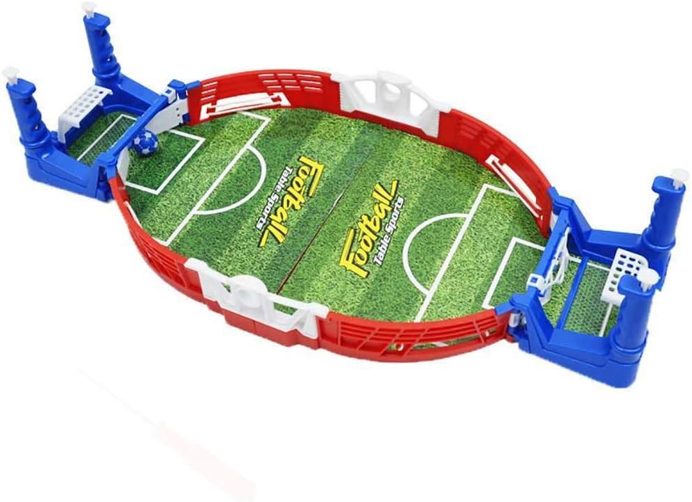 Mini Futbolín Deportes Fútbol Hut, juguetes para niños de juego de pelota, la lucha por los juguetes divertidos juegos infantiles doble familiares interactivo: Amazon.es: Bebé