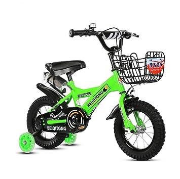 """CZALBL Bicicleta para niños, Freestyle para niños 12"""", 14"""", 16"""""""