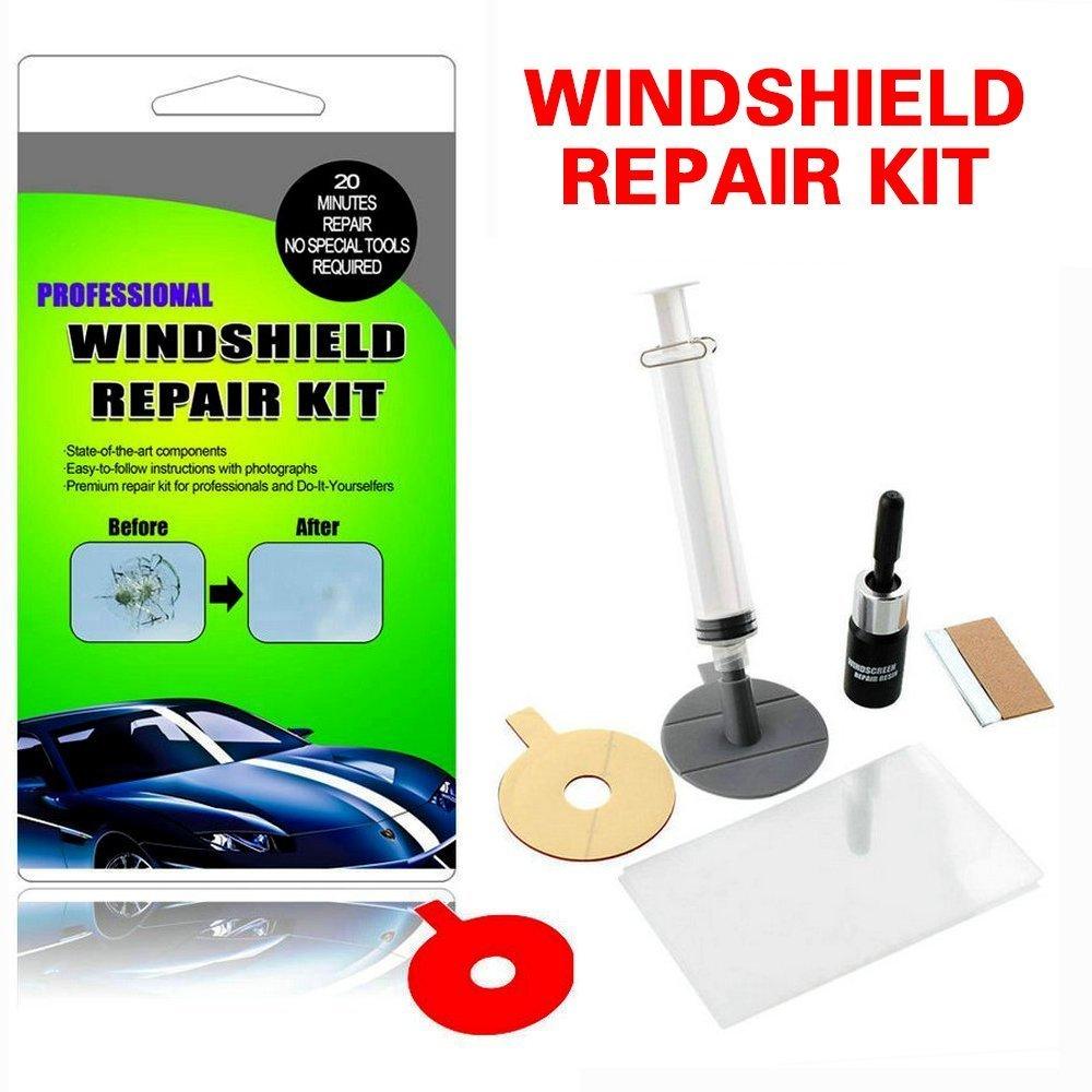 stile 2 finestra per lucidatura auto strumento di riparazione vetro Automobiles Care DIY kit di riparazione parabrezza car-styling auto manutenzione set
