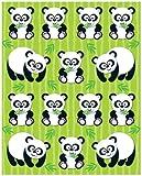 Amazon Price History for:Carson Dellosa Pandas Shape Stickers (168021)