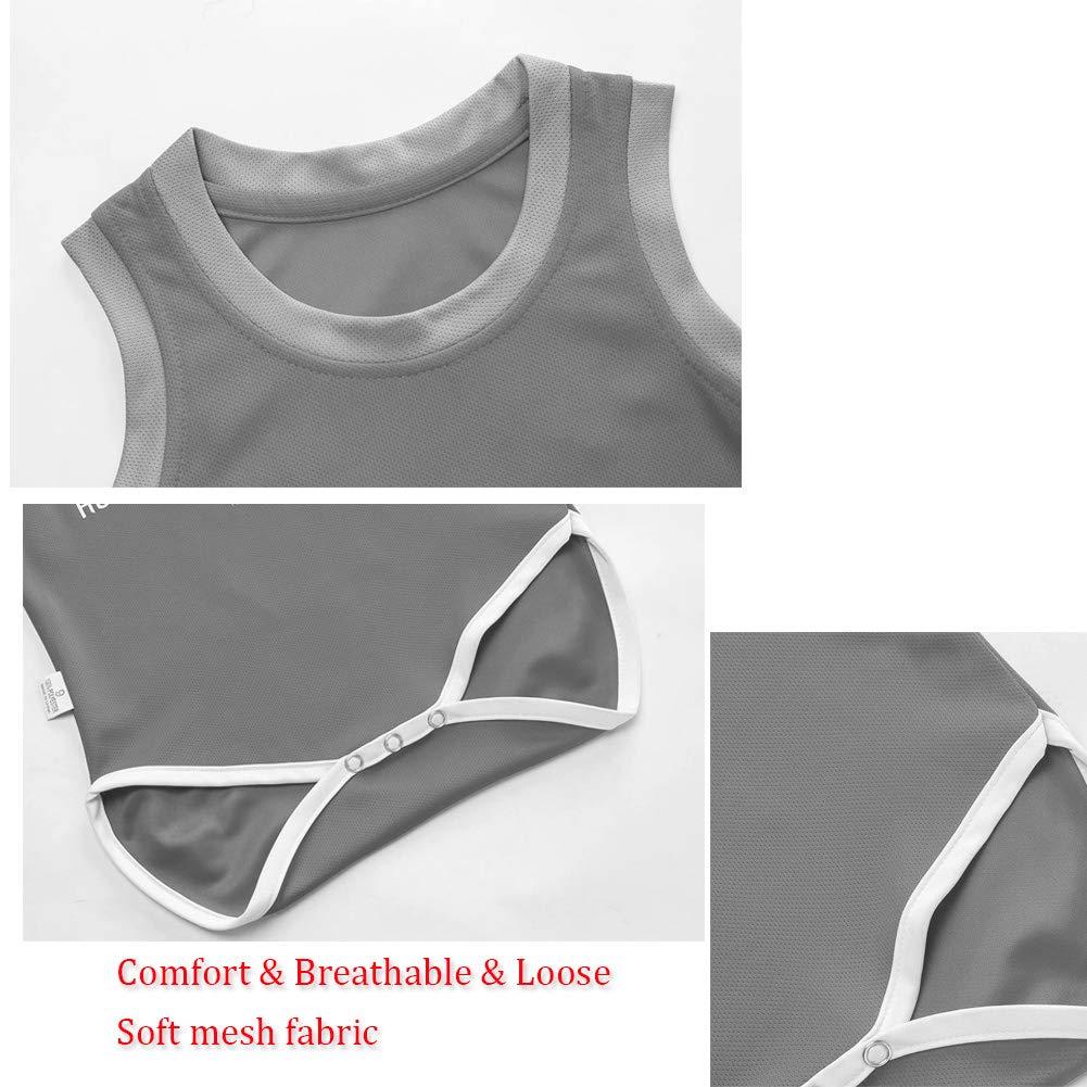 23 Basketball Jersey Shorts Suit Kids Lakers James No Summer mesh Comfortable Vest T-Shirt