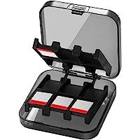 CamKix Game Opberg Case Compatibel met Nintendo Switch - Geschikt voor maximaal 24 Nintendo Switch Games - Beschermend…