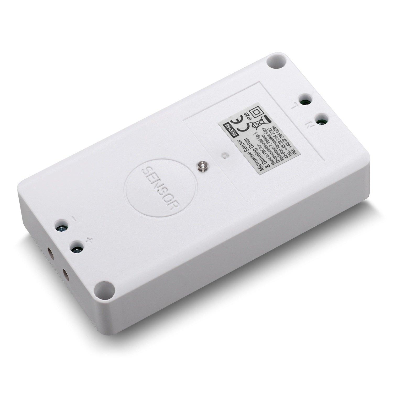Maclean Energy MCE145 - sensor de movimiento por microondas ...