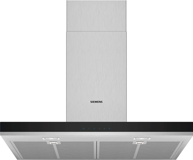 Siemens LC77BHM50B - Campana extractora de chimenea (acero inoxidable): Amazon.es: Grandes electrodomésticos