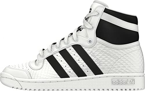 adidas Top Ten HI W, Damen Sneakers, Mehrfarbig - weiß ...