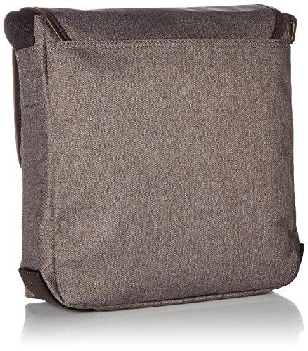 80669cd9802 Jual Fossil Men s Buckner Leather Trim City Bag - Casual Daypacks ...