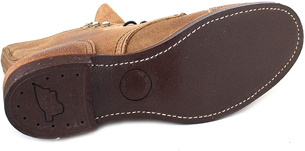 Red Wing 8113, Uomo Stringate Hawthorne Mule