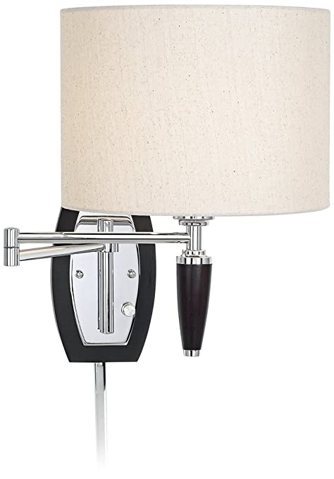 Marca Plug In Swing Arm Wall Lamp By Possini Euro Design Wall