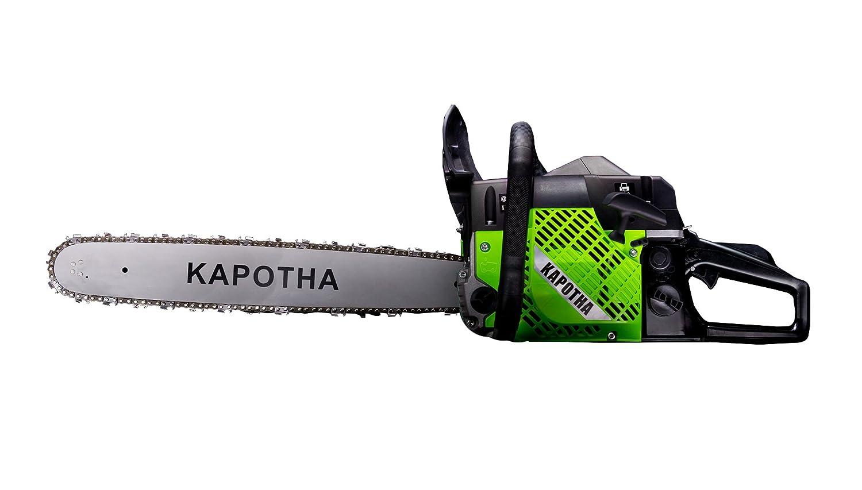 Motosierra Kapotha KCN58, arranque facil, 58cc y 3cv de potencia ...