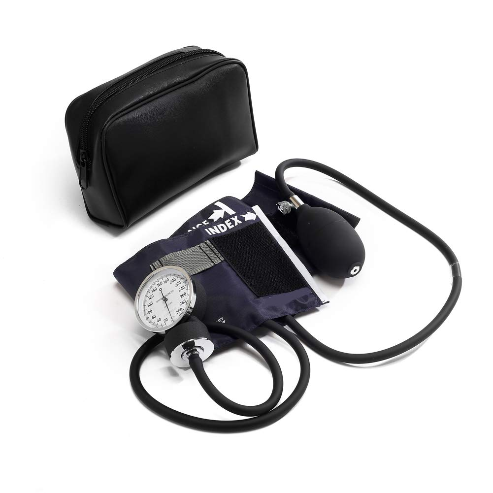 MediChoice Standard Sphygmomanometer, w/Carrying Case, Nylon, Adult, 1314SPG1002 (Case 20)
