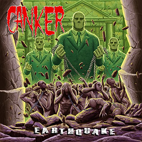 Canker - Earthquake - (XM 249 CD) - CD - FLAC - 2017 - WRE Download
