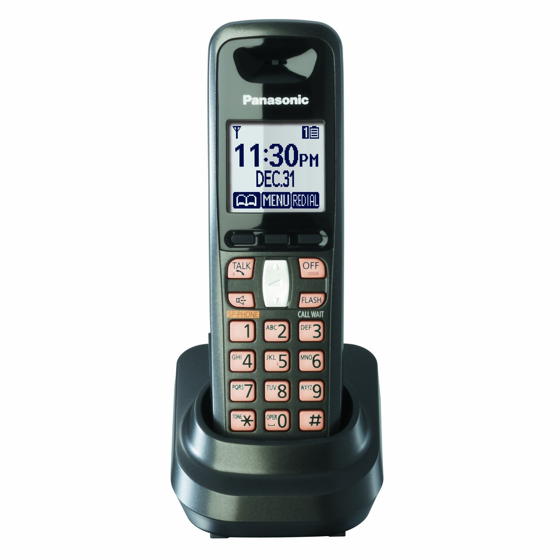 amazon com panasonic kx tga641t extra handset for the kx tg64xx rh amazon com Telephone Panasonic Kx Tga641 Manual Batteries for Panasonic KX Tga641