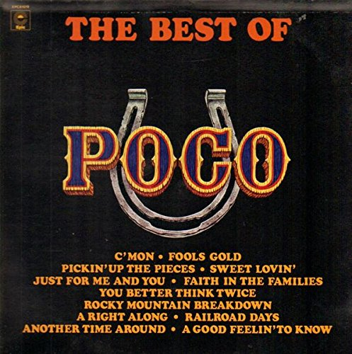 The Very Best of POCO (2 Record Set) Record Vinyl Album LP (The Best Of Poco)