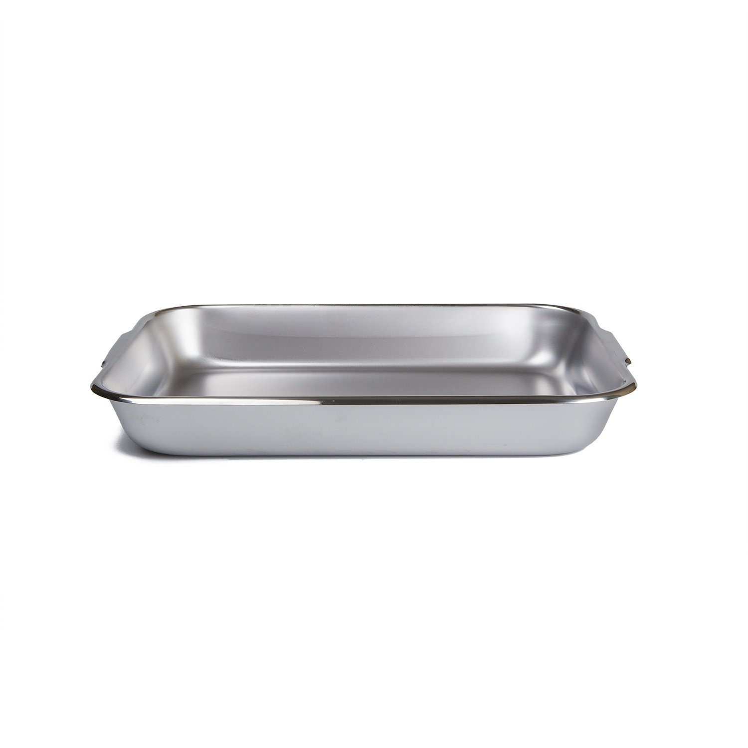 Medegen Medical Products 61250 Instrument Tray, 22 Gauge, 16-1/8'' x 11-1/8'' Size, Stainless Steel