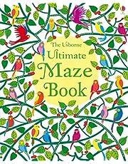 Ultimate Maze Book
