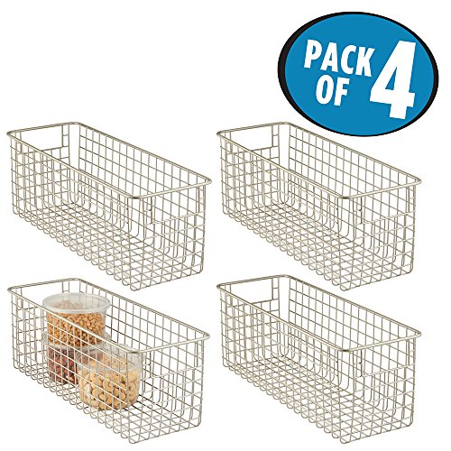 metal baskets for storage - 9