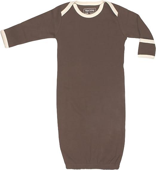 GOTS Certified Organic Cotton Clothes Baby Bundler Sleepwear Nightgown