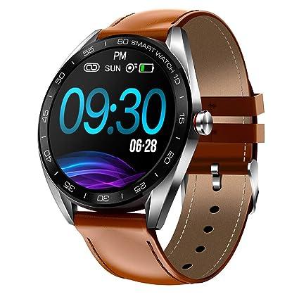 Reloj inteligente,CHshe ❤K7 Frecuencia cardíaca Presión ...