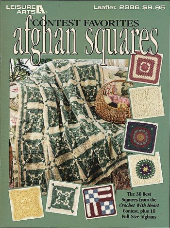 Amazon Contest Favorites Afghan Squares Crochet Patterns