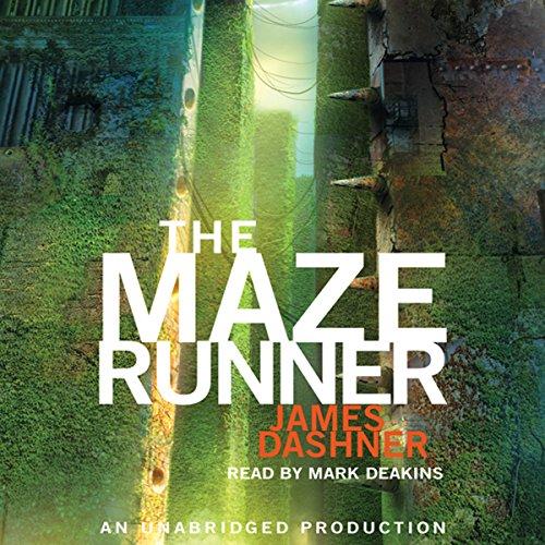 The Maze Runner: Maze Runner, Book 1 cover