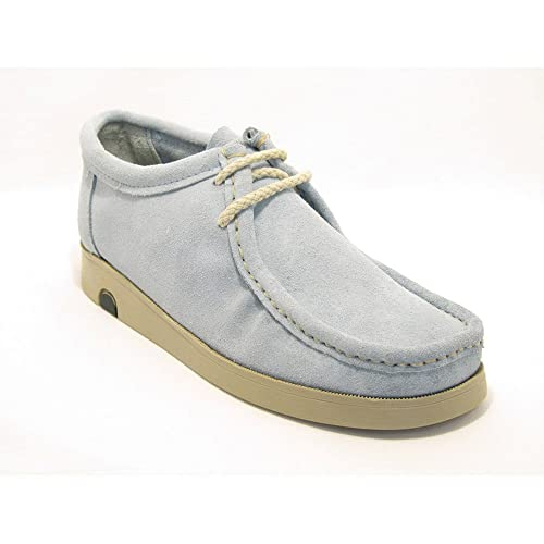 700 - Wallabees azul marino (35)