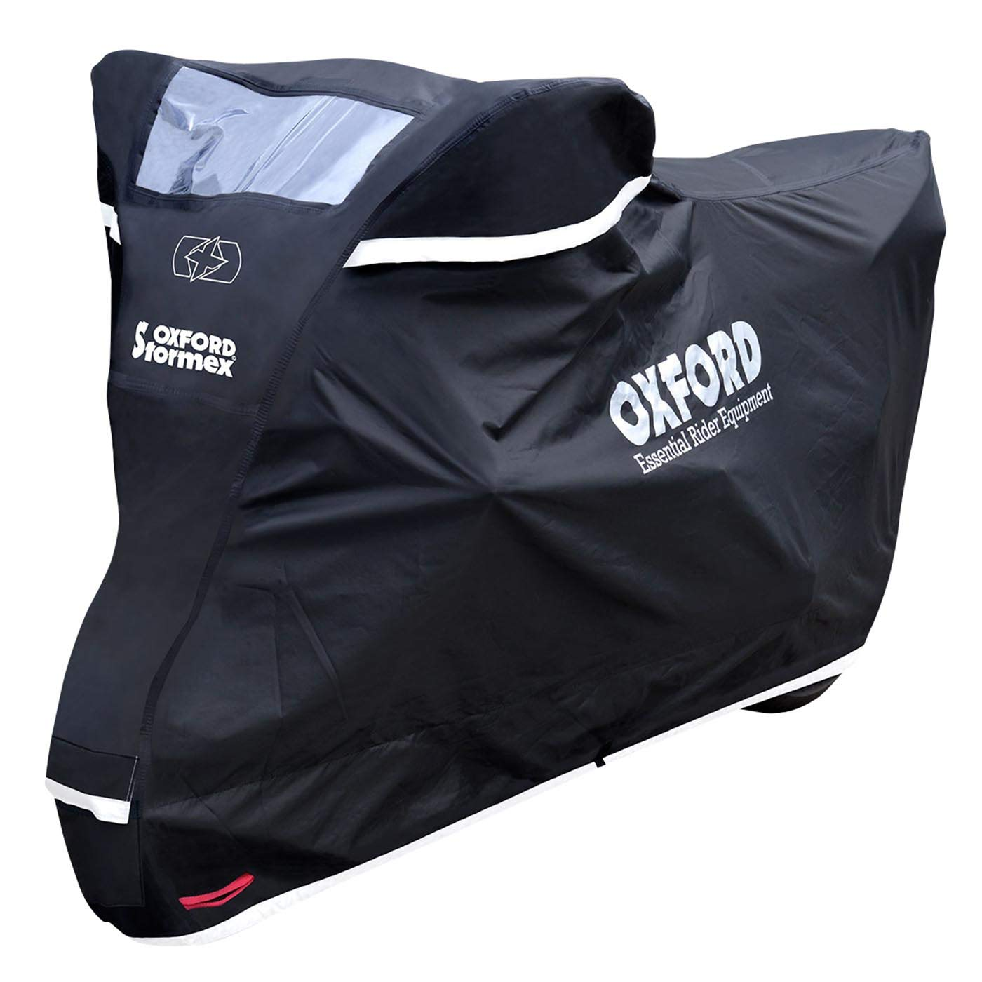 Oxford Stormex copertura per motocicletta impermeabile protettivo per tutte le condizioni atmosferiche X-Large nuovo modello 2016.