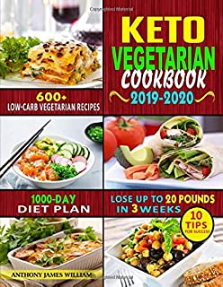 Best Vegetarian Recipes 2020.Amazon Com Vegetarian Keto Diet For Beginners Top 55
