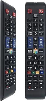Mando a distancia de repuesto AA59-00790A para Samsung LCD LED HD Smart TVs UE32F4570SS UE32F5000AW UE39F5300AK UE39F5300AW UE39F5500AK UE39F5500AKXXU UE39F5500AW UE32F4500AK UE32F4570SS: Amazon.es: Electrónica