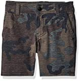 O'Neill Little Boys' Mixed Hybrid Boardshort, Camo, 3T
