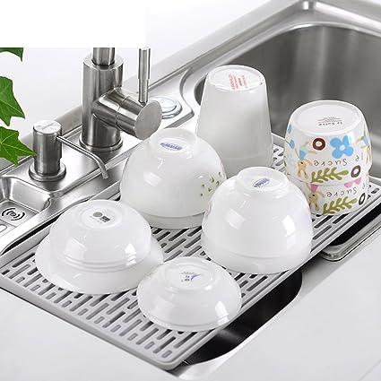 Vaso útil Plástico Sostenedor De La Taza De Cristal Drenaje Estante Portavasos Colgante Sostenedor De Taza