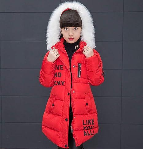 Wenchuang Bambina Cappotto Capispalla e Cappotti Ragazze