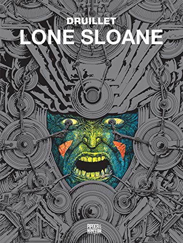 Lone Sloane Único Exclusivo Amazon