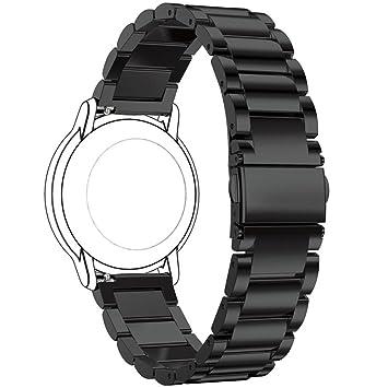 Para LG G Reloj/LG G Watch Urbane Metal bandas, ruentech repuesto choices-