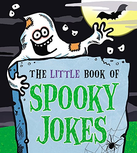 The Little Book of Spooky Jokes -