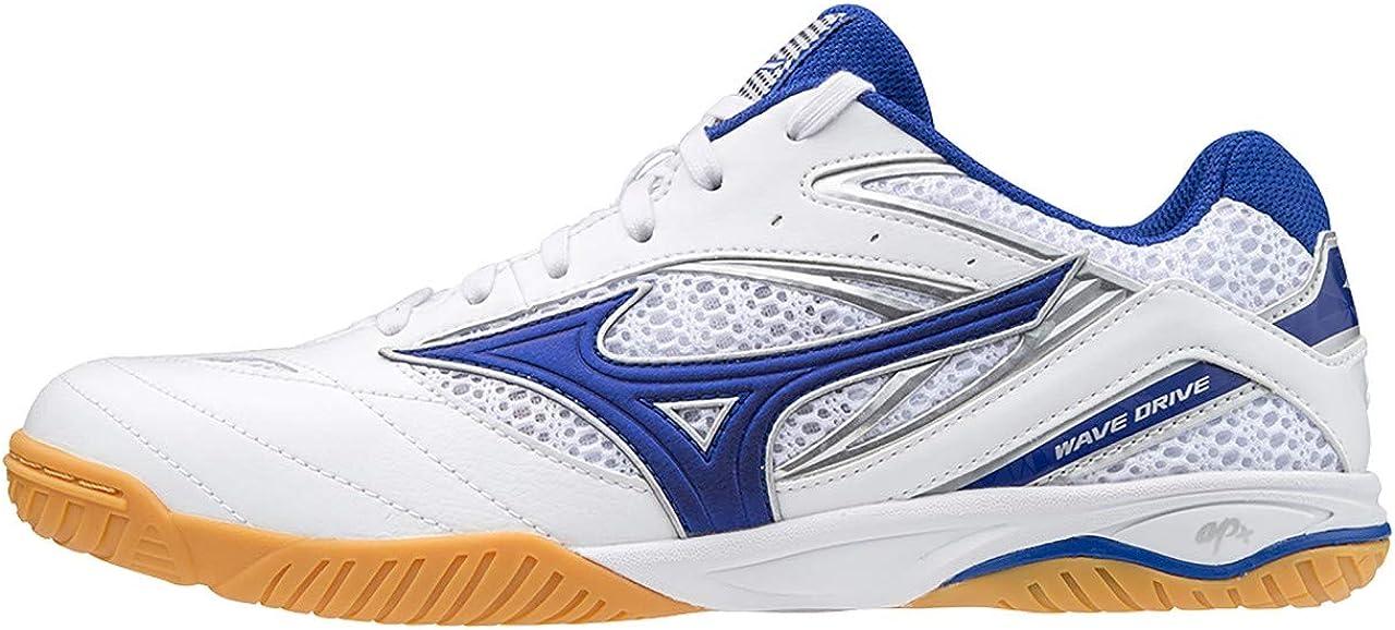 Mizuno Wave Drive 8, Zapatos para Tenis de Mesa Unisex Adulto