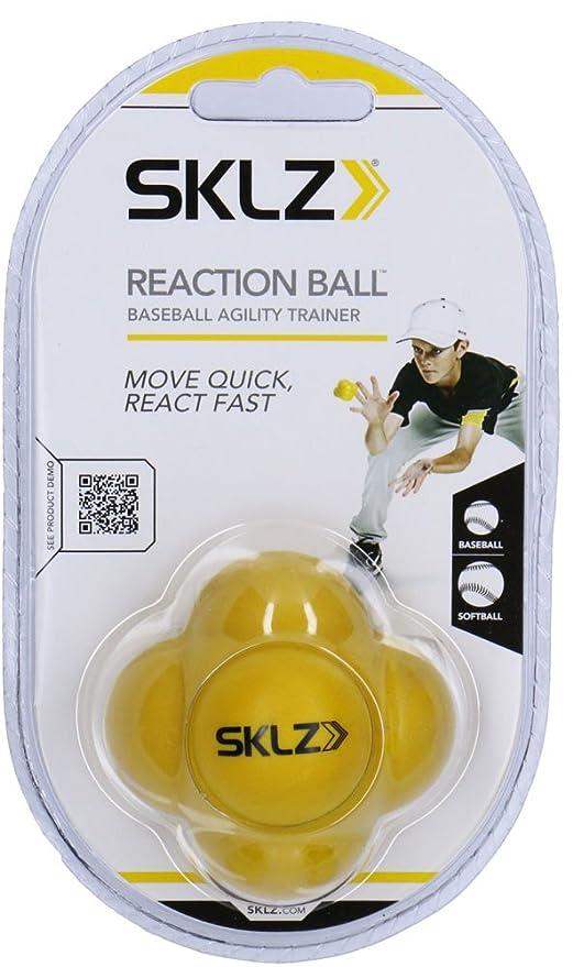 b9416ee94 Amazon.com   SKLZ Reaction Ball Baseball and Softball Reflex and Agility  Trainer   Reaction Training Balls   Sports   Outdoors
