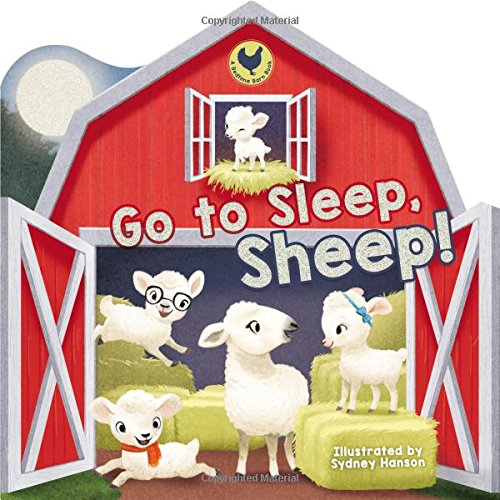 Read Online Go to Sleep, Sheep! (Bedtime Barn) PDF