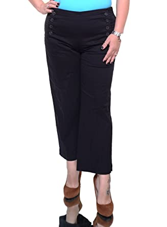 Printed Ankle Slit Trousers - Sales Up to -50% Tommy Hilfiger cxQvx