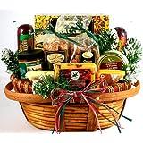 Gift Basket Village Home For The Holidays Christmas Gift Basket (Large)