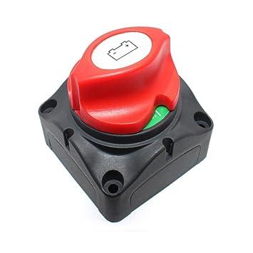Auto Batterie Trennschalter Hauptschalter Stromschalter 275A Motorrad LKW Boot