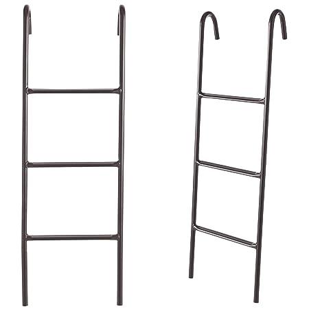 Escalera de Tubos de Acero para Cama elástica, Dimensiones: 100 x ...