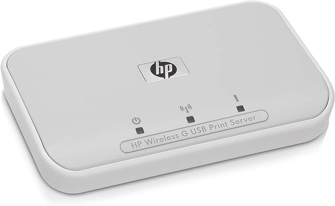 HP 2101nw Wireless G Print Server - Servidor de impresión: Amazon ...