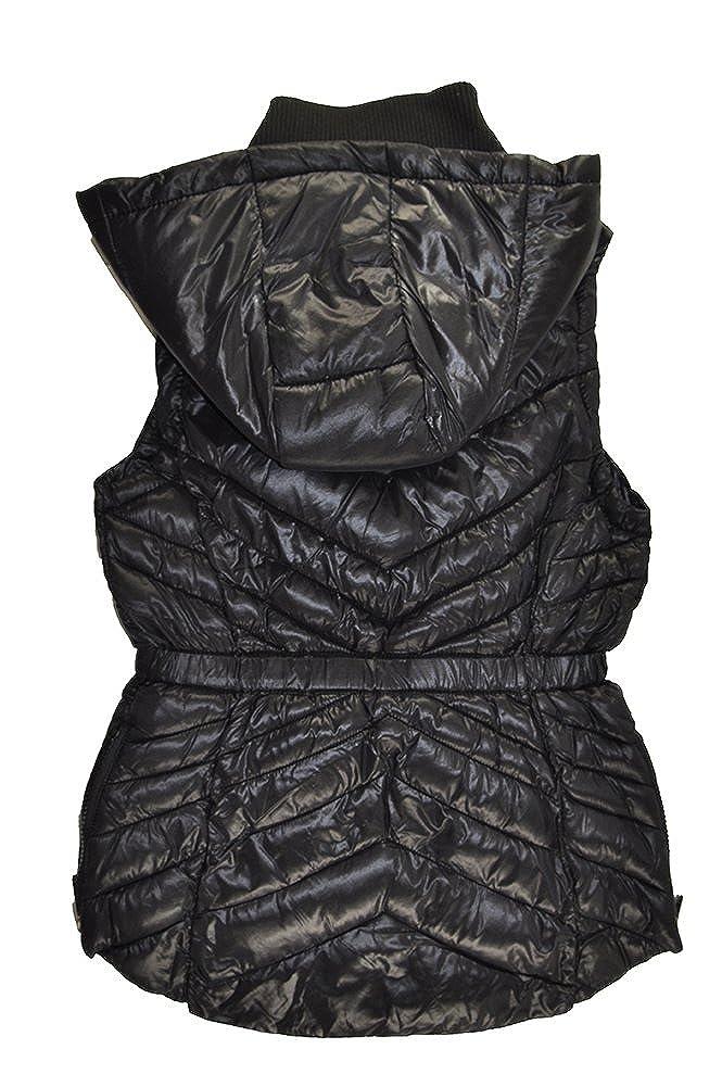XOXO Big Girls Hooded Puffer Vest
