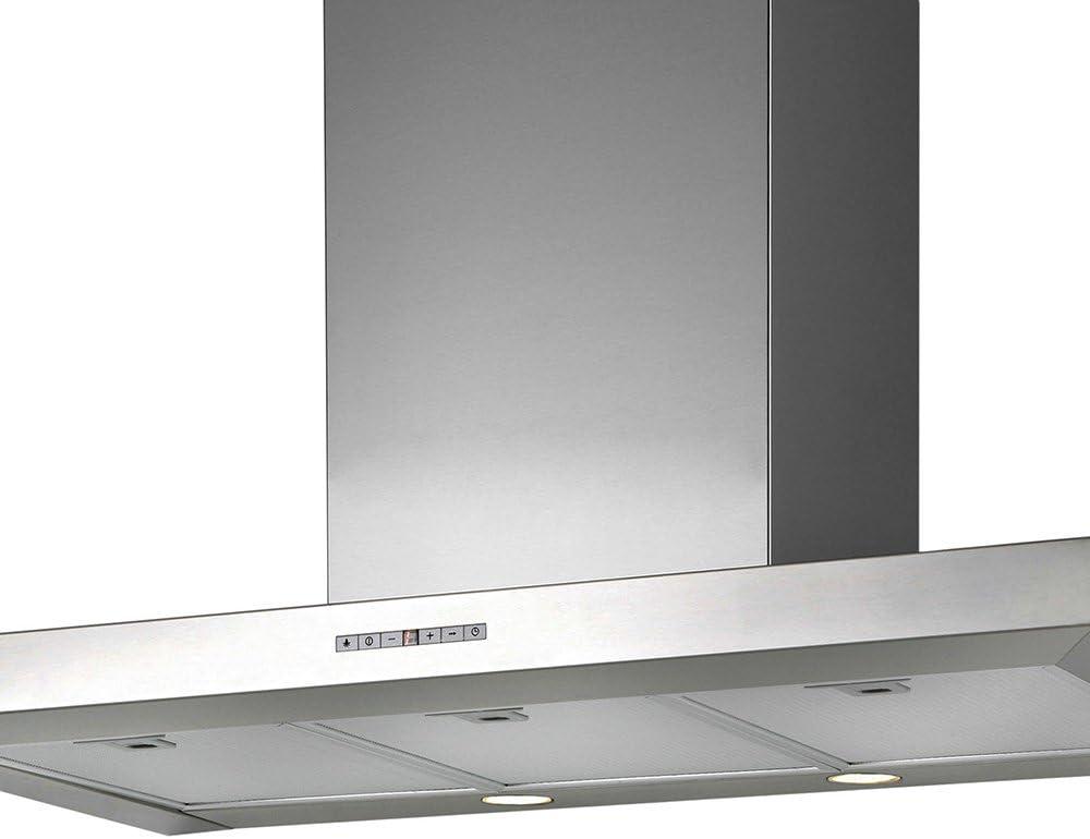 Fagor CFB-70AXA - Campana decorativa 70cm acero inoxidable clase de eficiencia energetic: Amazon.es: Grandes electrodomésticos