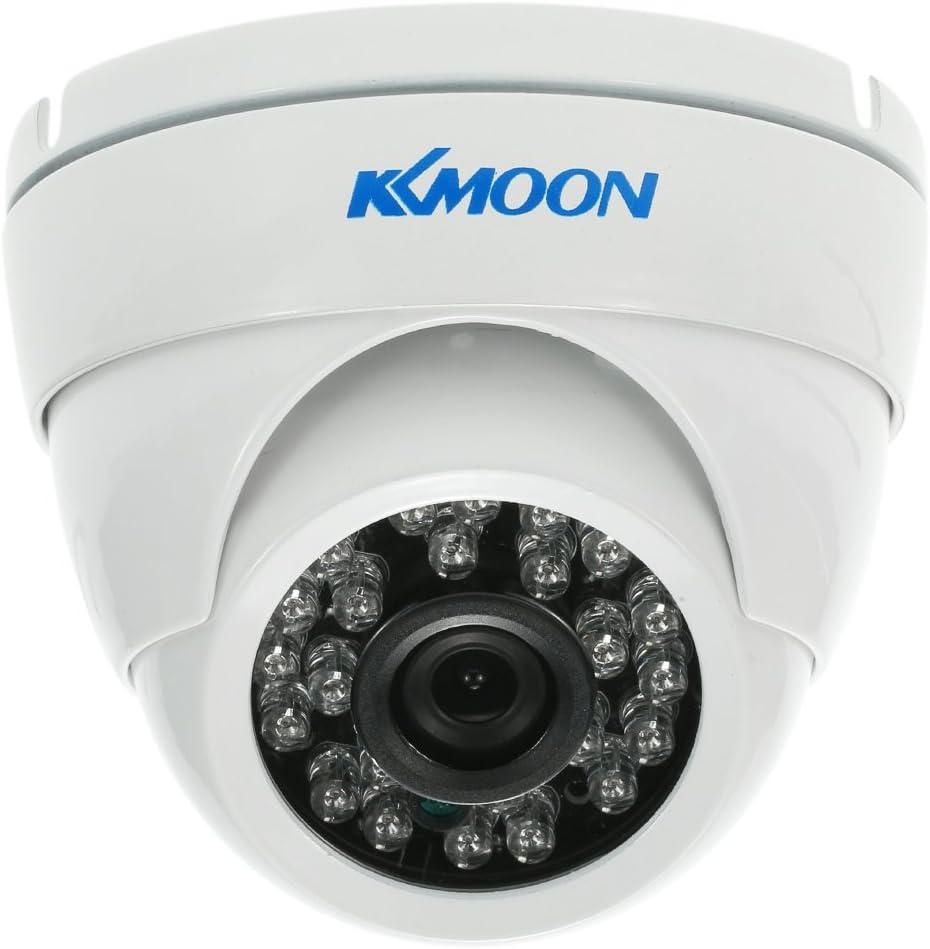 Kkmoon 960p 1 3mp Ahd Dome Cctv Kamera 3 6 Mm 1 4 Cmos 24 Ir Lampen Night Vision Ir Cut Wasserdicht Indoor Outdoor Für Sicherheit System Pal System Baumarkt