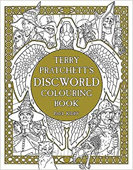 Terry Pratchett's Discworld Colouring Book por Paul Kidby epub