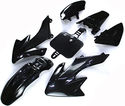 ABS Plastic Fender Fairing Body Work Kit Set For For Honda XR50 CRF50 Chinese 50cc 70cc 90cc 110cc 125cc 140cc 150cc 160cc Dirt Pit Bike